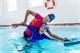 La técnica de natación para cada edad